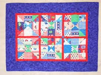 Custom Baby Quilts made in Texas